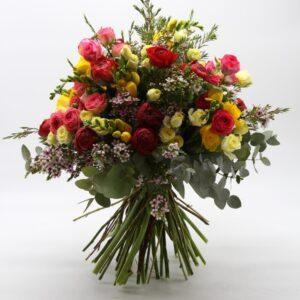 Bouquet misto pura passione